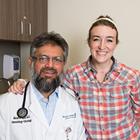 patient testimonial by Kayla Goff
