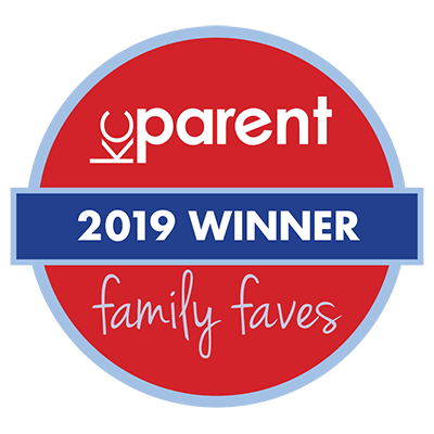 family faves award logo