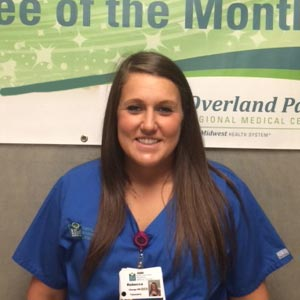 employee testimonial by Rebecca J